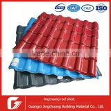 Terracotta tata synthetic thatch roofing sheets