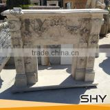 Ornamental Hand Carved Outdoor Stone Fountain