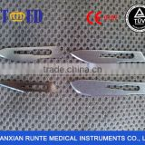 Disposable Medical Stainless steel Carbon steel Surgical Blade