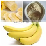100% Watersoluble dried banana powder