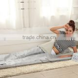 spa far infrared heated sauna blanket beauty salon beauty equipment infrared thermal sauna blanket for weight loss CE