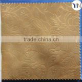 100% polyester shiny embossed blackout curtain fabric for window curtain, 100% shading, cheap fabrics rolls, china supplier
