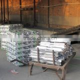 Factory hot sale aluminium alloy ingot ADC 12 widely used in the construction industry