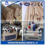 CE approved trowel wood handle / wood broom handle machine