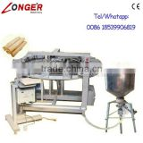 Automatic Waffle Cone Rolling Machine/Sugar Cone Making Machine