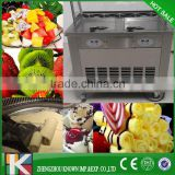 factory supply fried ice cream machine, ice cream fried machine, commercial fried ice cream machine