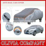 inflatable hail proof car cover/UV protection car cover/cover car