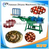 India lobular red sandalwood prayer beads bracelet wooden bead making machine (wechat:peggylpp)