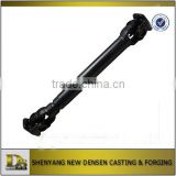 Custom Forged Boat Propeller Shaft
