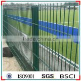 powder coated soccer field fence