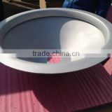 Aluminum bowls with hole in bottom center,large alumimum bowls,Sheet Metal Fabrication