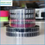 Hot sale Colorful Acetate Cellulose Shoelace /Handbag tipping Film