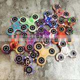 High Quality 2017 Wholesale Fidget Toy Hand Spinner Coloful Fidget Spinner