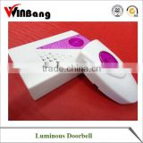 Wireless Remote Control Doorbell Model:WB-801