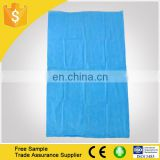 Free Sample Disposable Bed Cover PP/SMS waterproof Bed Sheet