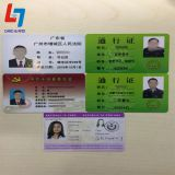 Multifunctional Plastic PVC Photo Cards