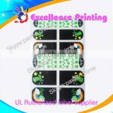 hot sale self adhesive populer melody nail stickers