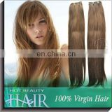 Euro Straight 80g 1 piece 613 Color Weave Human Hair