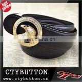 CTY-018 2014 hot deal top quality replica designer belts for jeans for men
