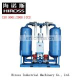 adsorption air drying unit for high pressure air compressor