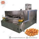 Coating Nut Coated Cocoa Beans Korean Bean Nut Sugar Coating Swing Oven