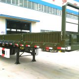 Three-axle side wall semi trailer/Semi trailer/Cargo Semi trailer/Semi trailer