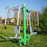 Outdoor Stable quality street workout equipment fitness exercise kids fitness equipment