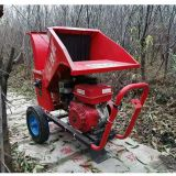 Tree Shredder Hire Gas Wood Chipper With Gasoline Engine