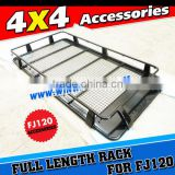 2014 NEW 4X4 ACCESSORIES TOYOTA LAND CRUISER PRADO FJ120 SERIES STEEL ROOF RACK