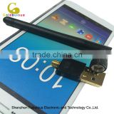Strong signals the new version RT3070 chip 150M USB wireless network card accept wireless TV bare PCB board