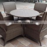 Good price Rattan Furniture outdoor dinning set Wicker Product                                                                         Quality Choice