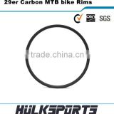 "2016 MTB bike carbon rims 30mm width hookless carbon 29er mtb wheels tubeless 29"" mtb bike carbon rims"