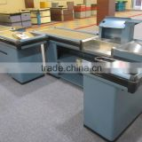 Shopping Mall Supermarket Checkout Counter Cashier Counter Cash Desk