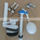 Toilet cistern fittings repair plastic water tank
