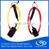 OEM Surfboard Leash, Surf Leash, Leg Rope, PU Cord,Brass/Stainless Steel Swivel, SUP leash, Surf leash