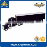 diecast model car metal car scale truck model container car