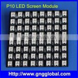 New IC club disco point rgb led matrix led pixel DMX control wall mount rgb led panel led video wall panel