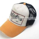 printed sports cap /fashion style trucker cap