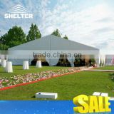 15X25 Aluminum Big Tent Event Tent For Auto Exhibition