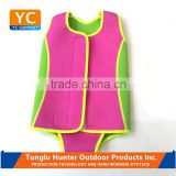 neoprene baby wrap kid surfing suit children wetsuit sleeveless jumpsuits