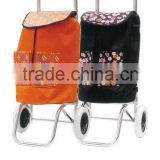 Factory direct sales Hot sale upscale foldable Style variety customizable high-end shopping cart