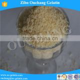 gelatin professional manufacturer/industrial gelatin/technical gelatin for sandpaper,textile