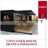 china supplier Well-designed Modular 40ft used cargo containers For coffee shop