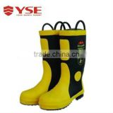 Fire worker acid resistant boots