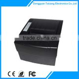 Barcode label 80mm 58mm cash register thermal receipt printer for exhibition