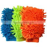 Microfiber Chenille Car Washing Glove and Mitt