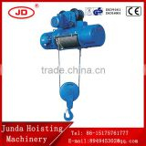 Electric Power Source and Construction Hoist Usage Electric hoist CD1 Electric Wire Rope Hoist