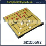 high quality wooden chess board chess set with EN71