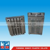 tailor-made plastic cable clip moulding