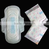 OEM brand regular size lady saitary napkins /sanitary pads warehouse in china
